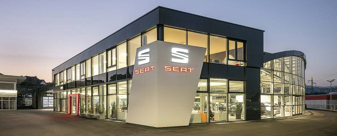 SEAT Harb C.H. Autozentrum GmbH